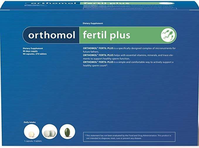 Orthomol Fertil